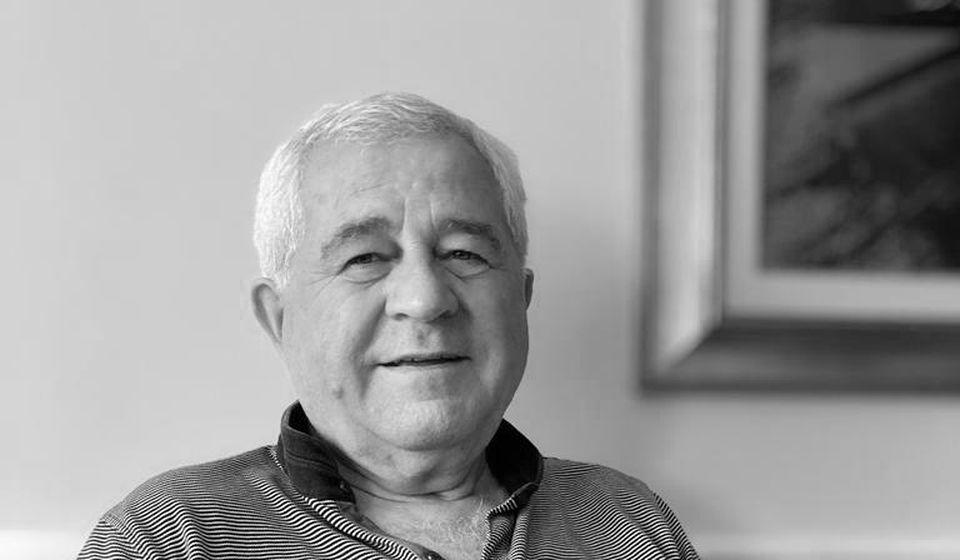 Dragomir Mitić Gaca. Foto porodična arhiva