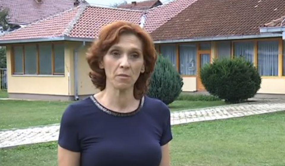 Slađana Despotović. Foto screenshot RTS