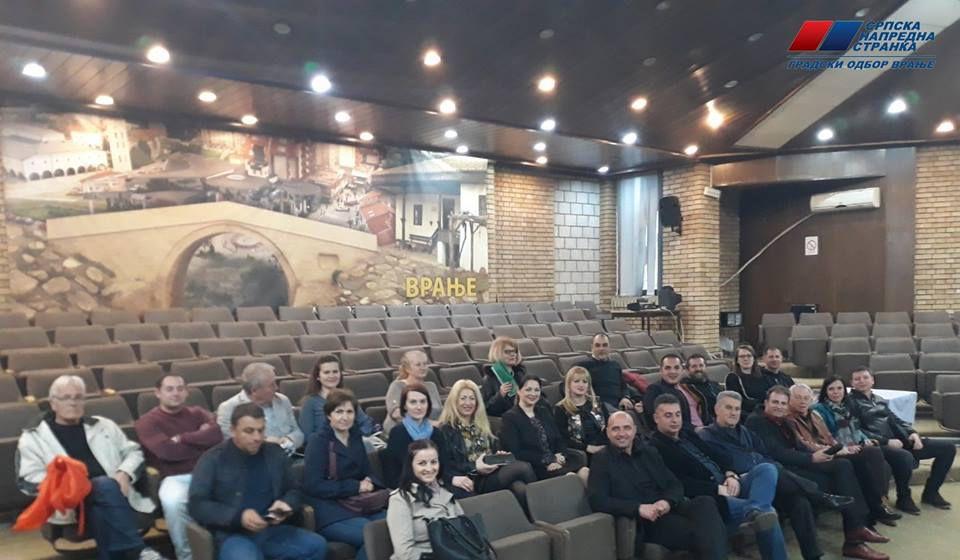 Foto Fejsbuk profil GrO SNS Vranje