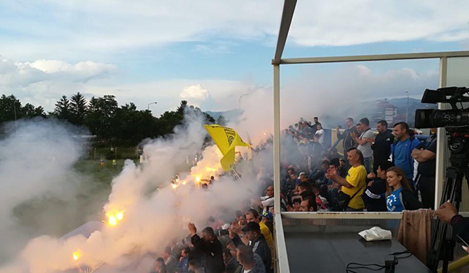 Slavio se plasman u Super ligu. Foto VranjeNews