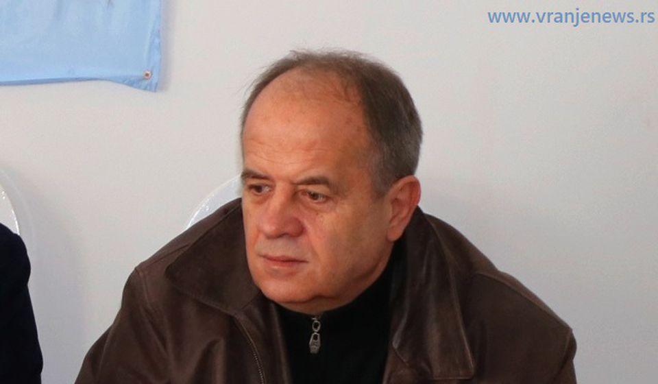 Nenad Knežević. Foto VranjeNews