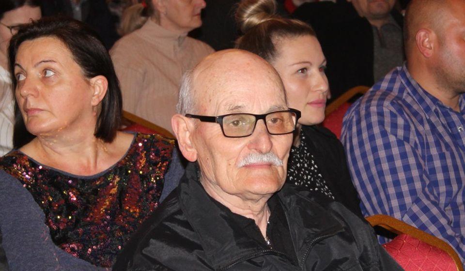 Branko Mitrović. Foto Vranje News