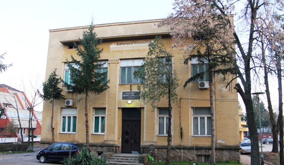 Pacijentkinja je preminula na vranjskoj Hirurgiji. Foto VranjeNews