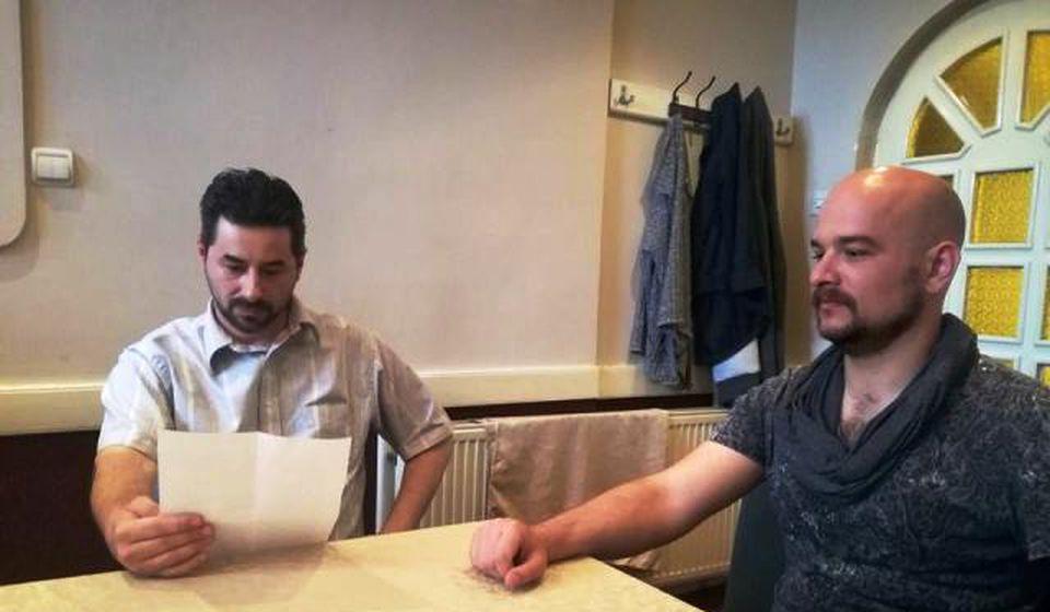 Miroljub Stojčić i Marko Petričević najozbiljniji kandidati za naratora. Foto BSC