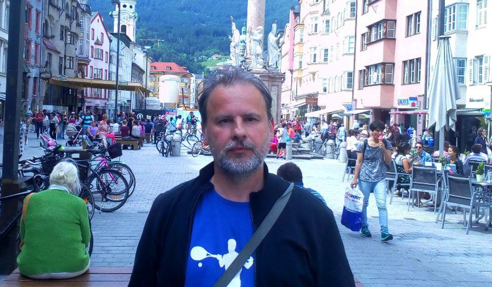 Miomir MiDej Dejanović. Foto lična arhiva