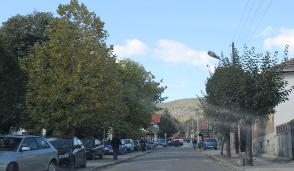 Ulica Kneza Miloša. Foto VranjeNews