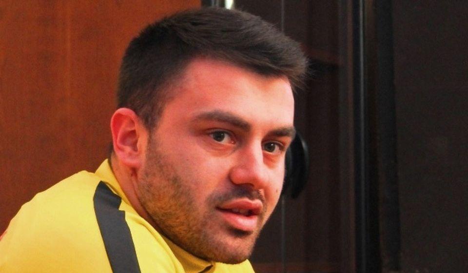 Željko Dimitrov. Foto Vranje News