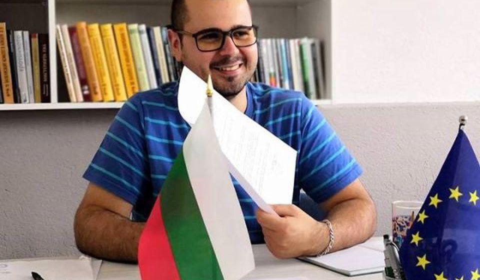 Darko Anačkov. Foto Vranje News