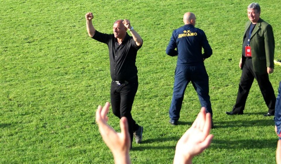 Antić veruje da će se na kraju ipak Dinamo radovati. Foto VranjeNews