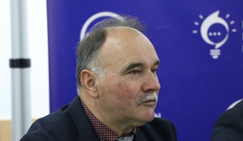 Zarije Mitić. Foto Vranje News