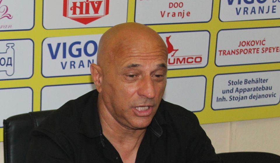 Nisam sreo bezobraznijeg fudbalera od Duronjića: Dragan Antić. Foto VranjeNews