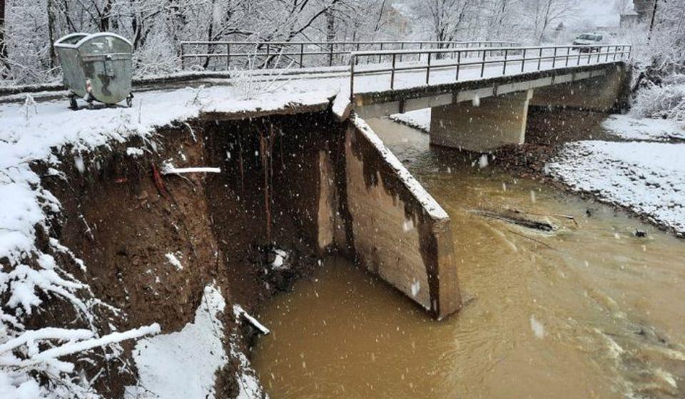 Most na Veternici. Foto N. Cvetković