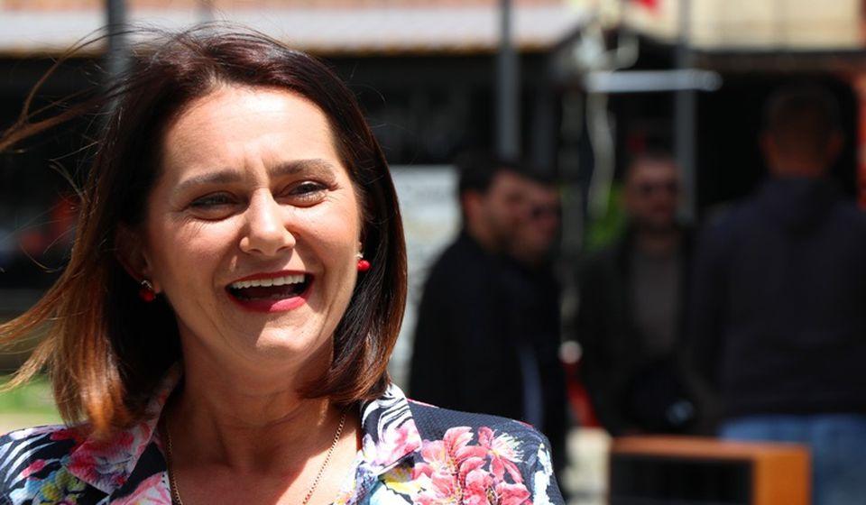 Prva favoritkinja za poslanika među radikalima okruga je iz Vranja: Bobana Stanimirović. Foto Vranje News