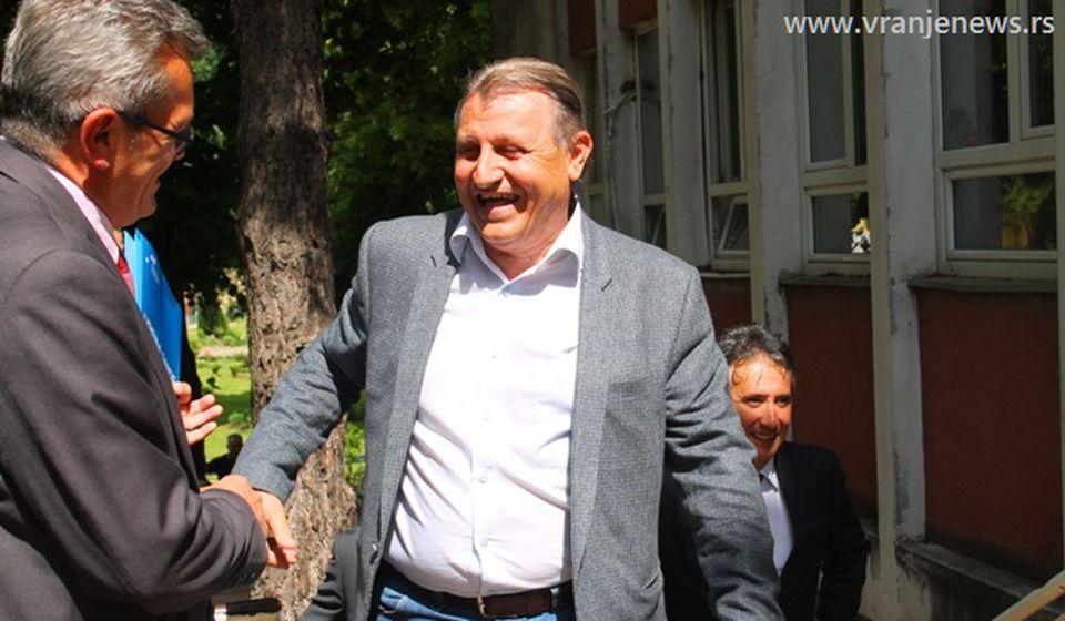 Do juče gradski većnik, danas zdravstveni savetnik: Miroljub Stanković. Foto Vranje News