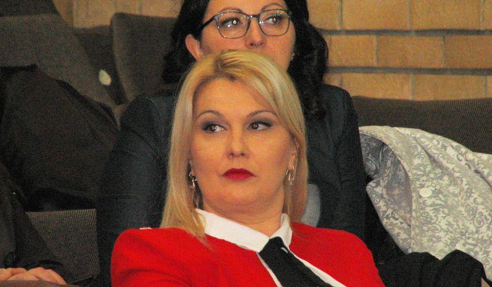 Skoro 9 miliona NU za aktivnosti obezbeđuje iz vlastitih izvora: Gordana Dimitrijević. Foto VranjeNews