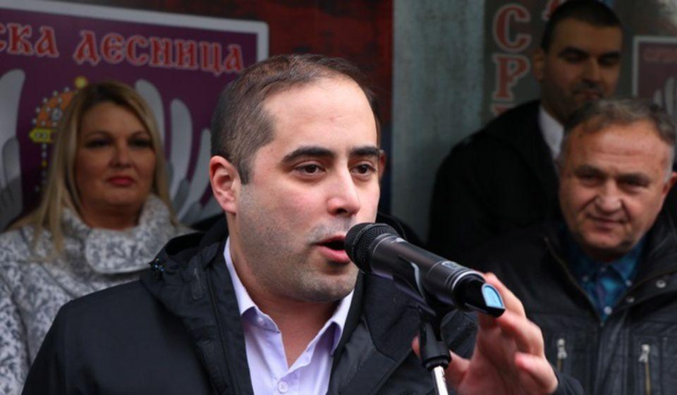 Romi nas nikad nisu izdali: Miša Vacić. Foto VranjeNews