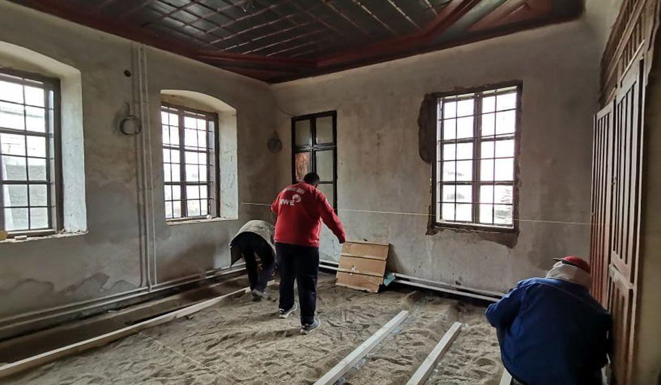 Uskoro useljenje stalne postavke u rekonstruisani prostor. Foto vranje.rs