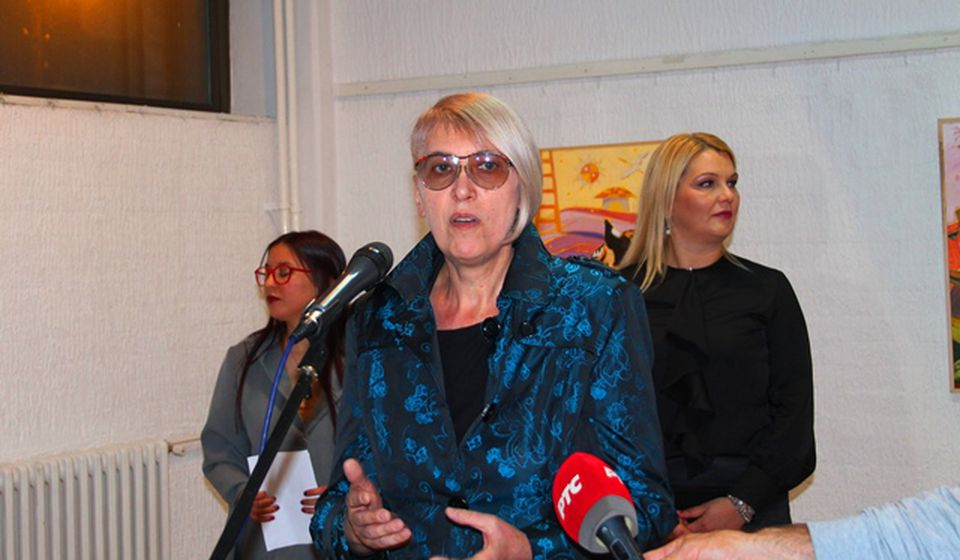 Susret Vranjanaca sa duplom dozom slikarstva Vesne Marinković Stanković. Foto VranjeNews
