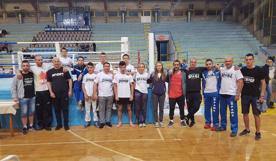Zapaženi rezultati na državnom prvenstvu. Foto Grad Vranje