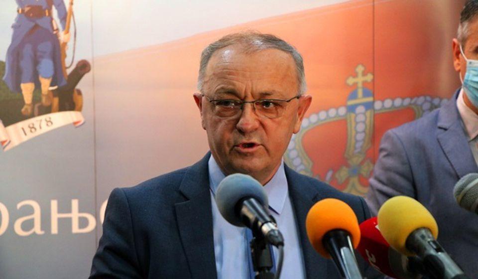 Solidarnost u podršci privredi: Slađan Disić. Foto Vranje News