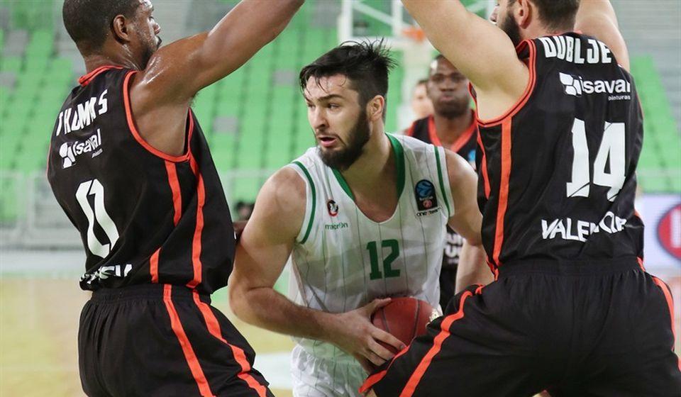 Janković trenutno nastupa za Partizan. Foto ilustracija eurocupbasketball.com