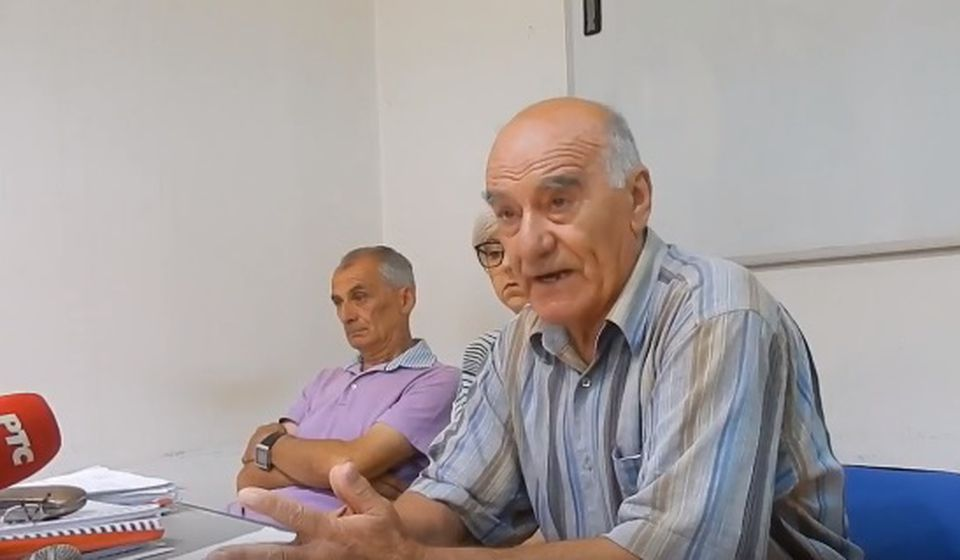 Živojin Stefanović. Foto Youtube screenshot