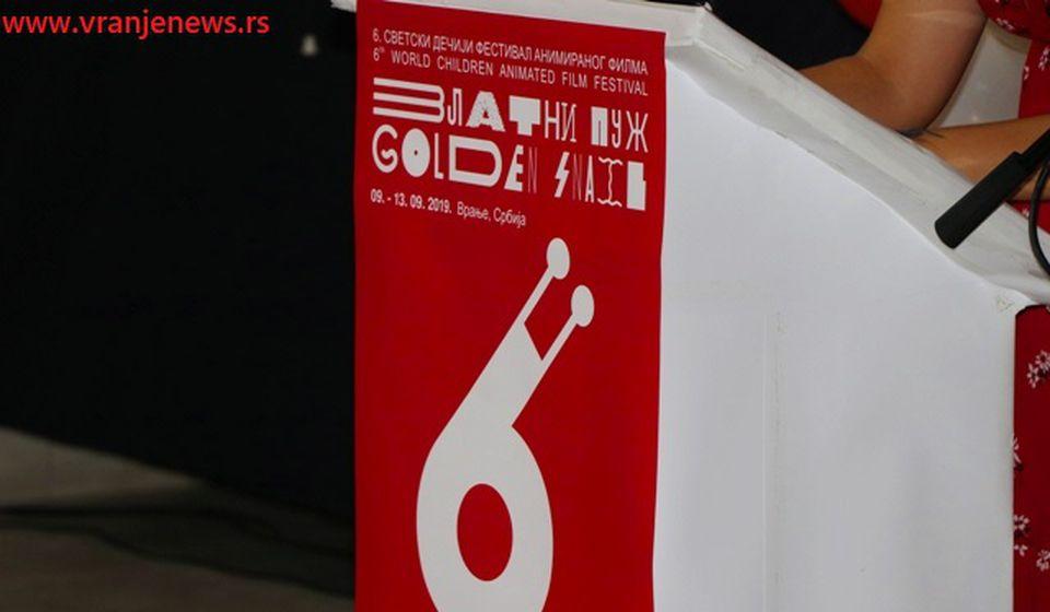 Plakat za festival Zlatni puž 2019. Foto Vranje News