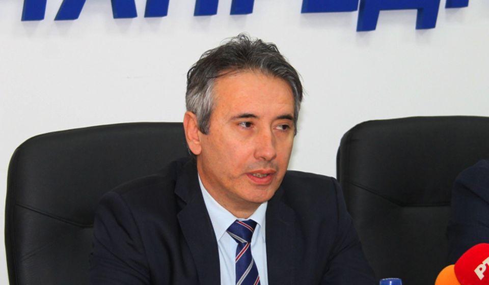 Trideset miliona evra investicija: Slobodan Milenković. Foto VranjeNews