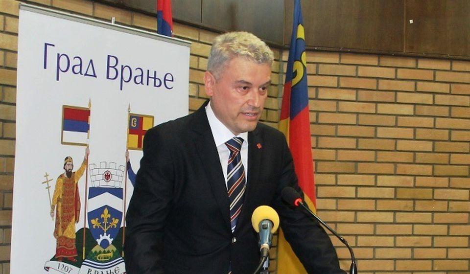 Tomislav Stefanović. Foto VranjeNews