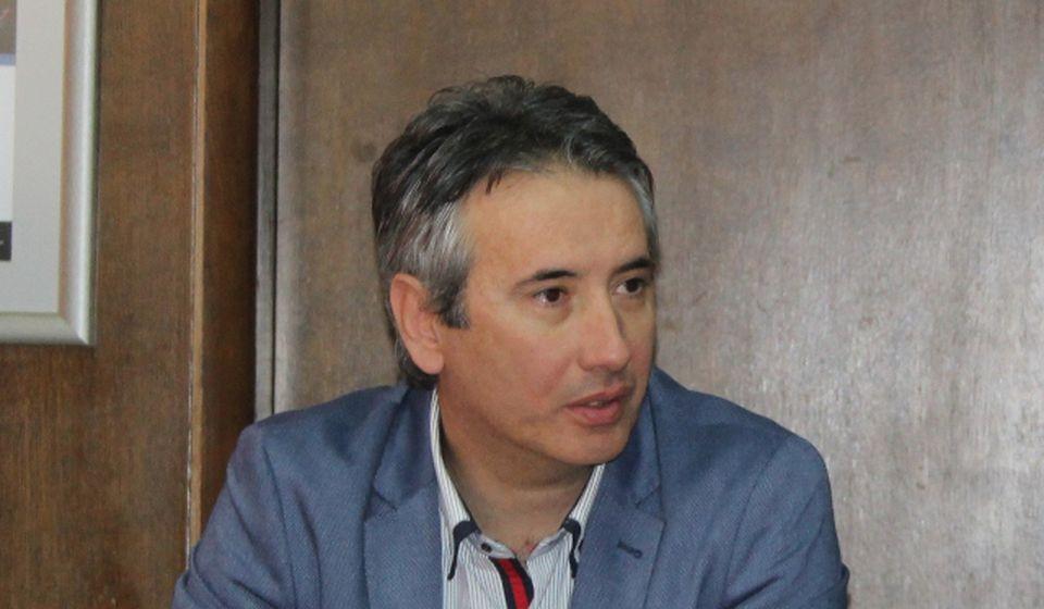 Sprovedene sve predviđene aktivnosti: Slobodan Milenković. Foto VranjeNews