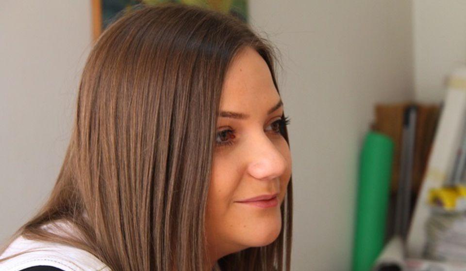 Miljana Stajić. Foto VranjeNews