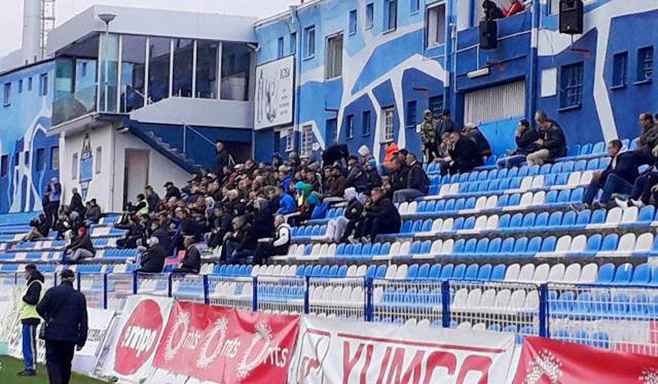 Slaba poseta u Surdulici. Foto VranjeNews