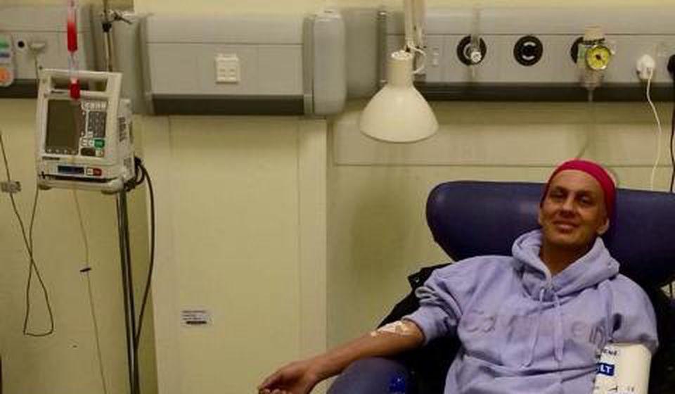 Miljana opet u londonskoj klinici. Foto Fejsbuk