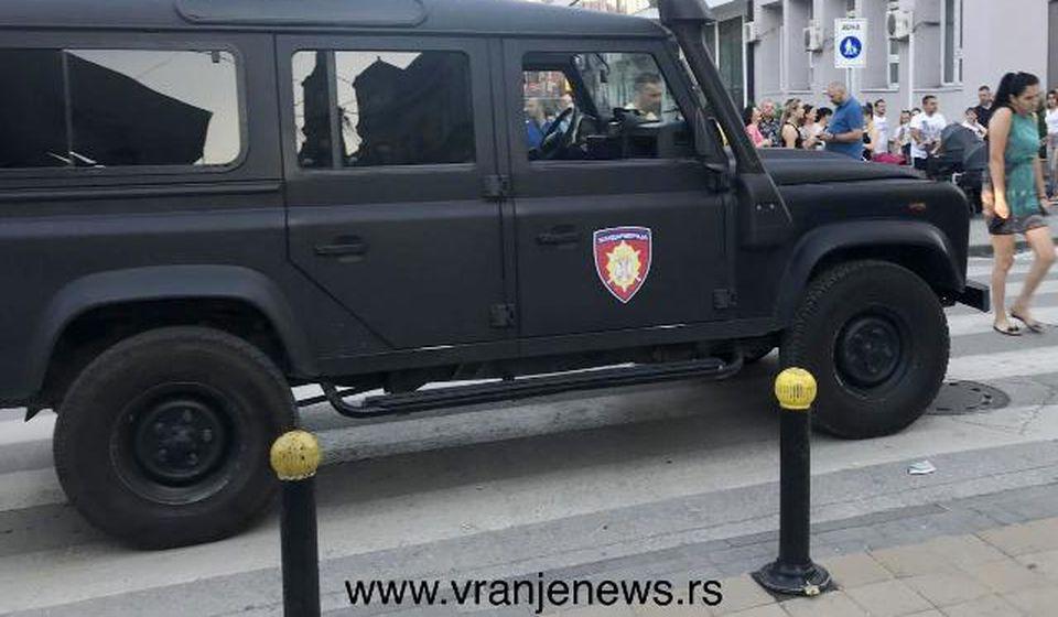 Žandarmi sa srednjom školom imaće platu od 110.000 dinara. Foto VranjeNews