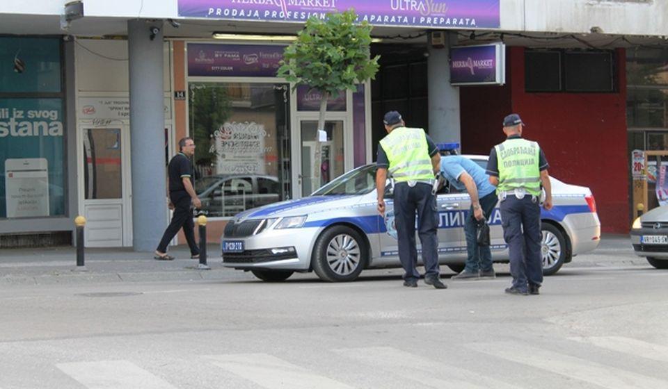 Ponedeljak je začinjen tučom, saopštavaju iz policije. Foto VranjeNews