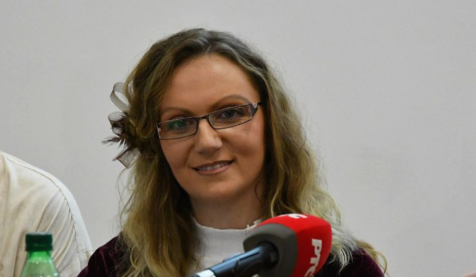Tanja Milosavljević. Foto RTS N. Ristic