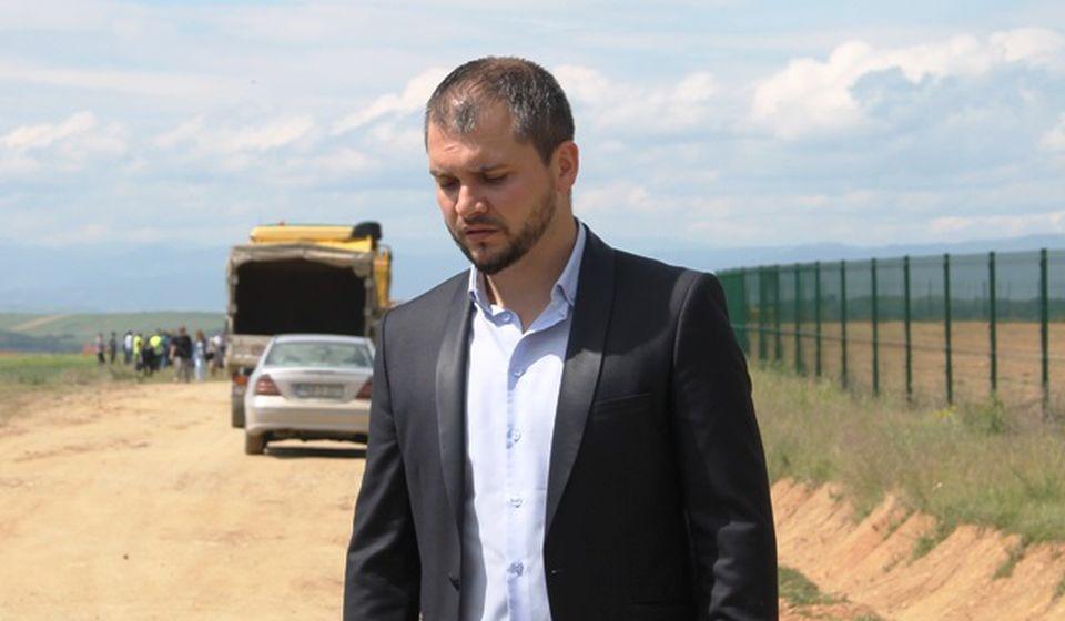 Slavoljub Stojmenović. Foto VranjeNews