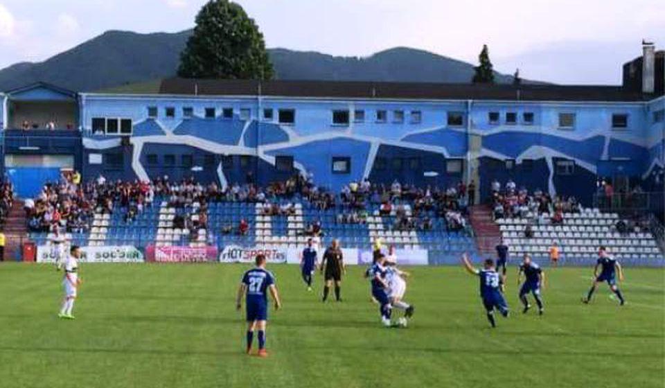 Od oko 3.000 karata, 1.200 dobio Partizan za svoje navijače. Foto FK Radnik
