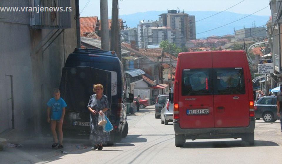 Gornja čaršija u Vranju .Foto Vranje News