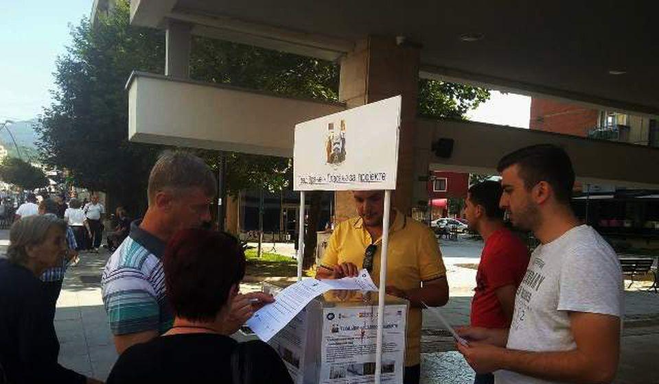 U igri su tri projekta, na raspolaganju 23.000 evra. Foto Grad Vranje