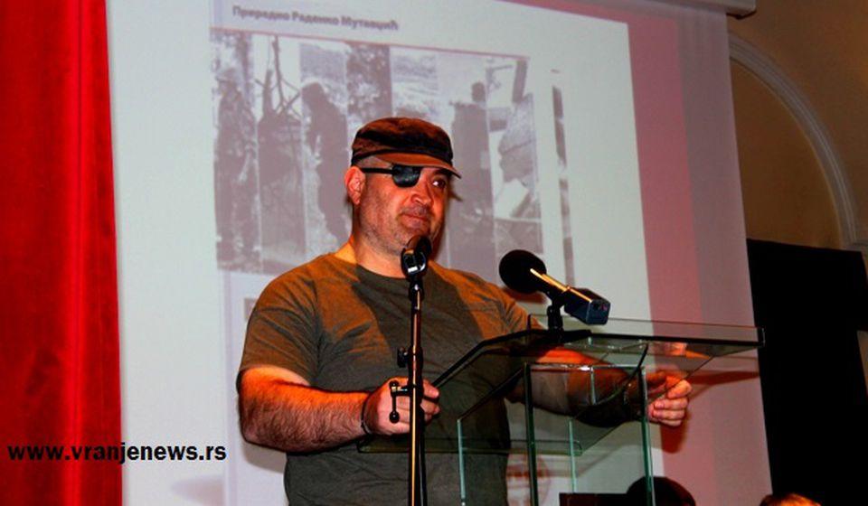 Albert Andijev. Foto Vranje News