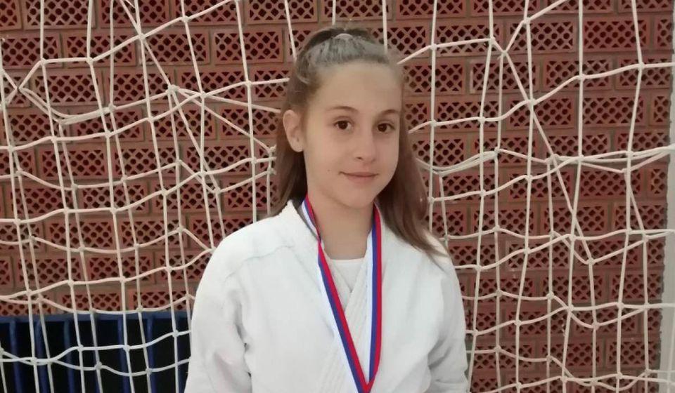 Minja Stanojković. Foto Džudo klub Vranje