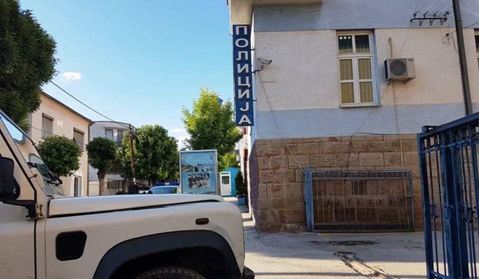 Napad je bio usmeren na imovinu šefa lokalnog odbora Nove Srbije Isidora Stefanovića. Foto Vranje News