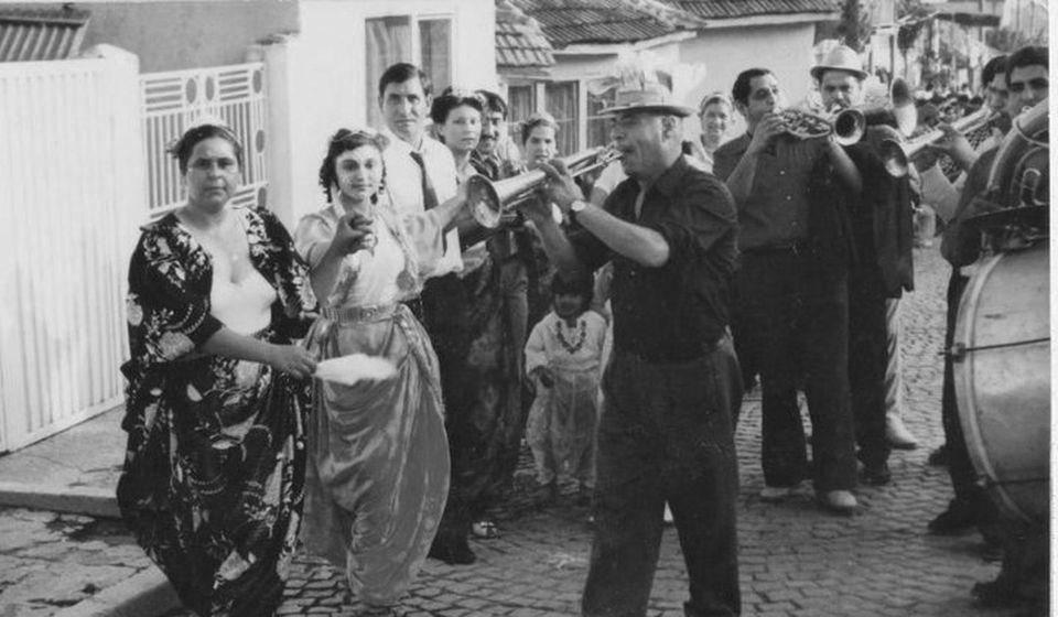 Bakija Bakić sredinom 1980-ih u Vranju. Foto FB profil Alexandra Markovića