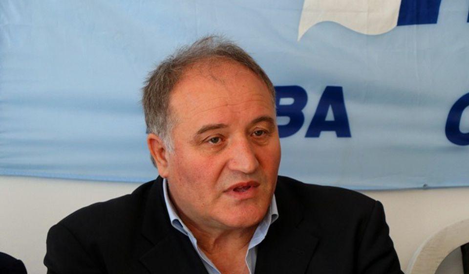 Mirko Jović. Foto VranjeNews