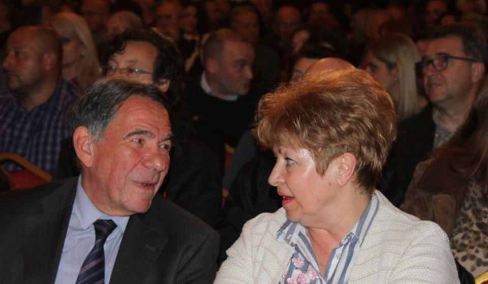 Potomci Stane Avramović. Foto VranjeNews
