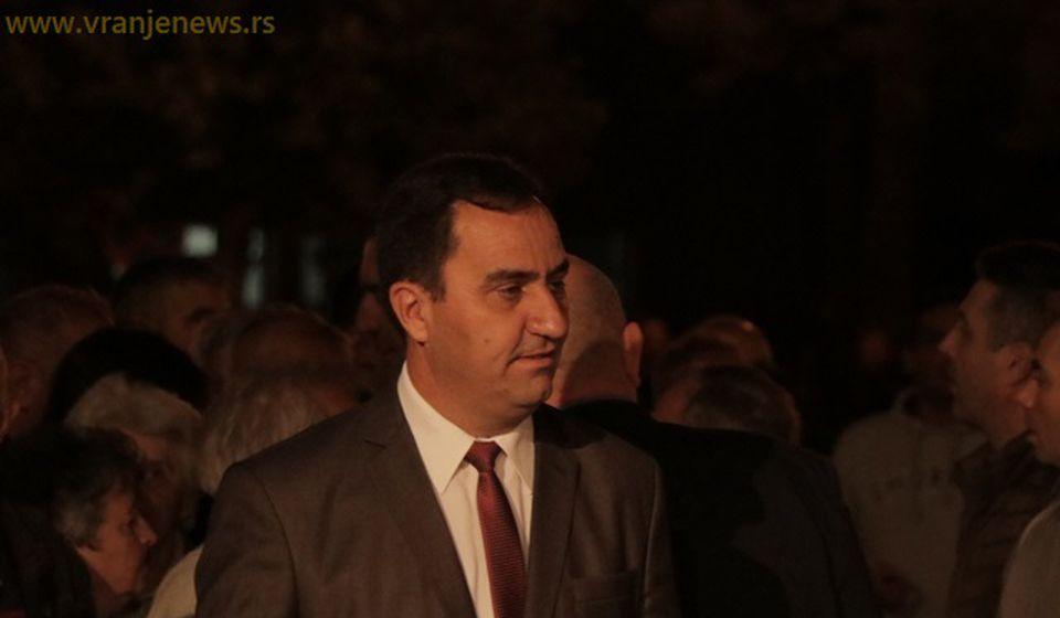 Nenad Mitrović, narodni poslanik SNS iz Bujanovca. Foto VranjeNews