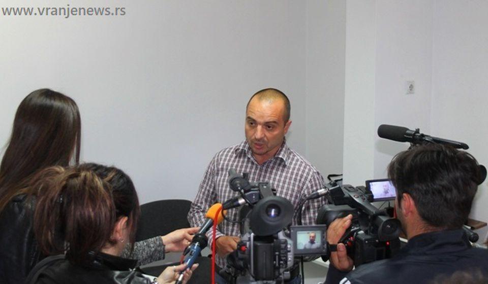 Najavio krivičnu prijavu protiv Mitrovića