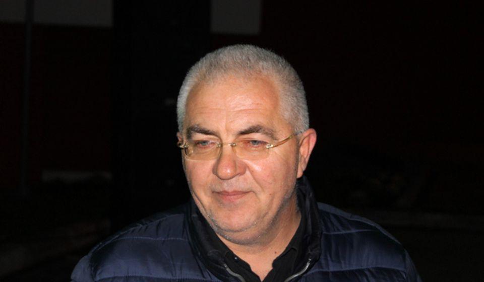 Marjan Stanković. Foto VranjeNews