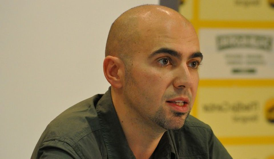 Saša Đorđević, istraživač BCBP. Foto MC Beograd